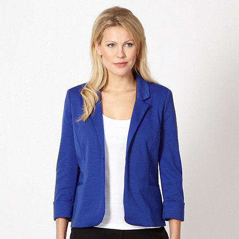 Principles by Ben de Lisi - Designer royal blue blazer