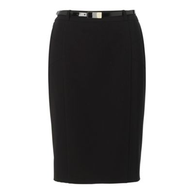 Principles by Ben de Lisi Black pencil skirt product image