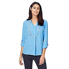 Principles by Ben de Lisi - Light blue blouse