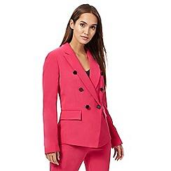 Principles by Ben de Lisi - Bright pink suit blazer