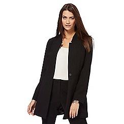 Principles by Ben de Lisi - Black longline suit jacket