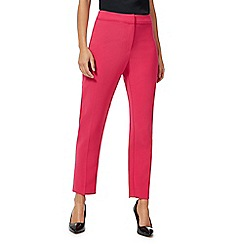 Principles by Ben de Lisi - Bright pink suit tapered trousers