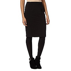Principles by Ben de Lisi - Designer black smart skirt