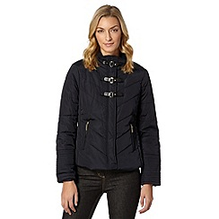 Principles by Ben de Lisi - Designer navy short puffer jacket
