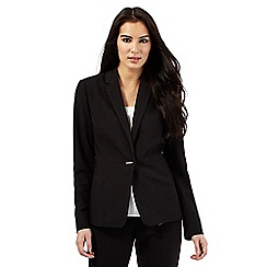 Principles Petite by Ben de Lisi - Black structured blazer