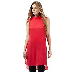 Principles by Ben de Lisi - Bright pink longline tunic