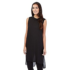 Principles by Ben de Lisi - Black longline tunic
