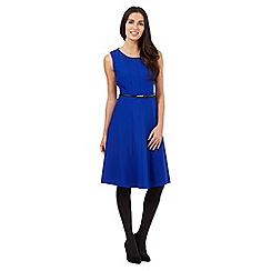 Principles by Ben de Lisi - Blue pleated dress