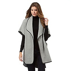 Principles by Ben de Lisi - Grey tipped cape