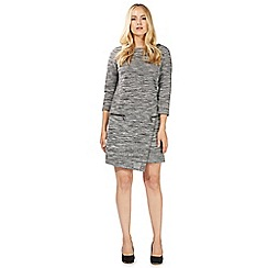 Principles by Ben de Lisi - Grey space dye tunic dress