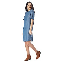 Principles by Ben de Lisi - Dark blue denim dress