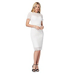 Principles by Ben de Lisi - White lace dress