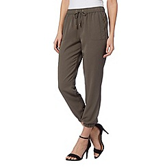 Principles by Ben de Lisi - Designer khaki utility trousers