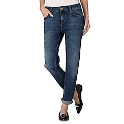 Principles by Ben de Lisi - Designer blue washed boyfriend jeans