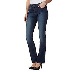 Principles by Ben de Lisi - Designer blue bootcut jeans