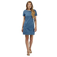 Principles by Ben de Lisi - Designer blue denim tunic dress