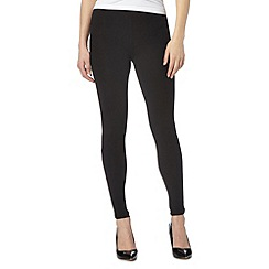Principles by Ben de Lisi - Designer black basic leggings