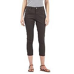 Principles by Ben de Lisi - Khaki cropped jeans