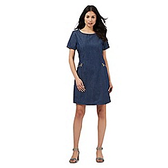 Principles by Ben de Lisi - Dark blue denim tunic dress