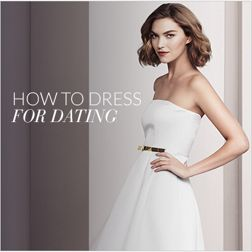 Shoulder-ing Style How to dress for dating