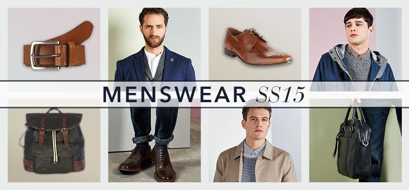 Trend Alert  Menswear SS15
