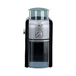 Krups - Black expert coffee grinder GVX2