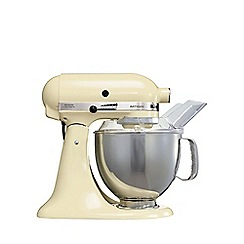 KitchenAid - Artisan KSM150 Almond Cream stand mixer