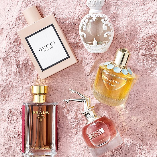 New Season Fragrances