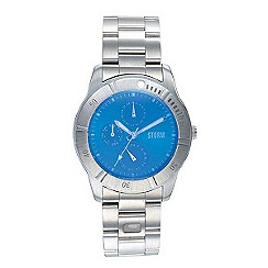 STORM - Men's blue dial  multi function watch