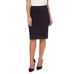Principles by Ben de Lisi - Black 'Slim & Trim' skirt
