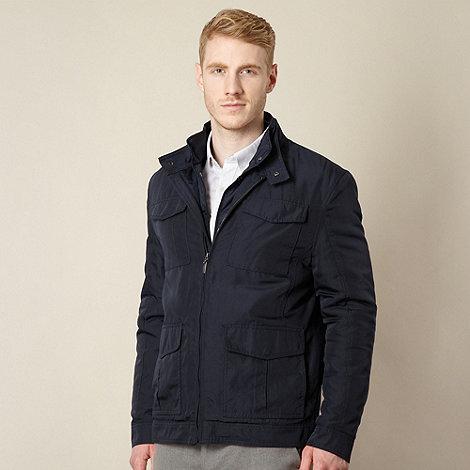 J by Jasper Conran - Designer navy harrington jacket