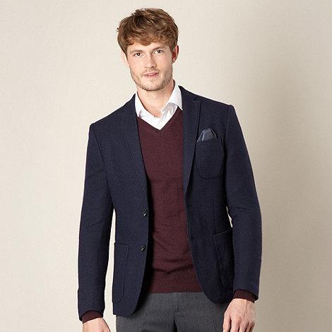 J by Jasper Conran - Blue wool blazer