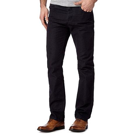J by Jasper Conran - Designer navy twill trouser