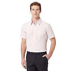 J by Jasper Conran - Designer pink contrast collar shirt