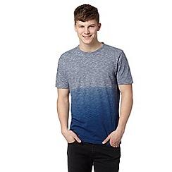 J by Jasper Conran - Designer blue ombre t-shirt