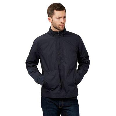 J by Jasper Conran Big and tall navy harrington jacket - . -