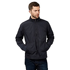 J by Jasper Conran - Big and tall navy harrington jacket
