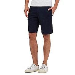 J by Jasper Conran - Navy chino shorts
