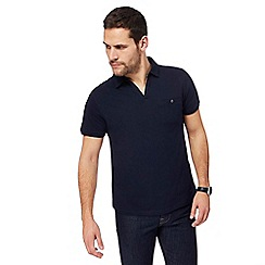 J by Jasper Conran - Navy polo shirt