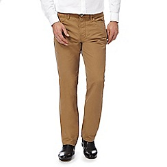 J by Jasper Conran - Natural five pocket trousers