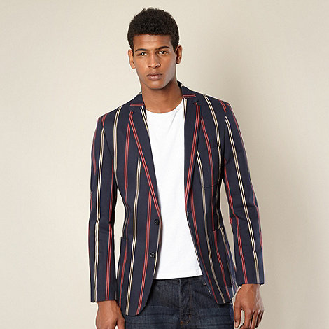 J by Jasper Conran - Designer navy striped blazer