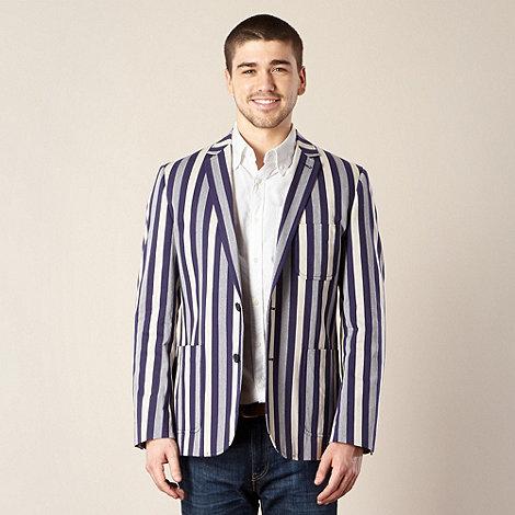 J by Jasper Conran - Designer navy college stripe blazer