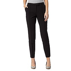 Red Herring - Black slim leg trousers