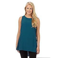 Red Herring - Turquoise tunic top