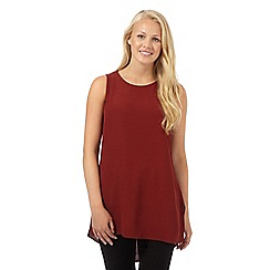 Red Herring - Dark orange tunic top