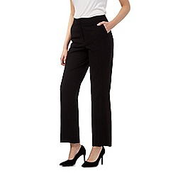 Red Herring - Black bootcut trousers