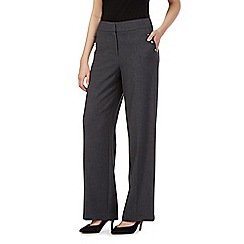 Red Herring - Grey wide leg sailor trousers