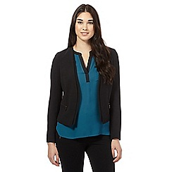 Red Herring - Black double front jacket