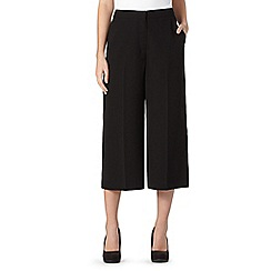 Red Herring - Black formal culottes