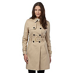 Red Herring - Beige mac coat